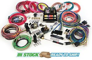 details about american autowire highway 15 complete wiring harness kit 500703 Car Wiring Harness Kits