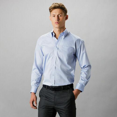 Men/'s Long Sleeve Corporate Oxford Shirt