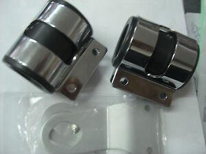 support de phare moto universel de diametre  38  mm  neuf