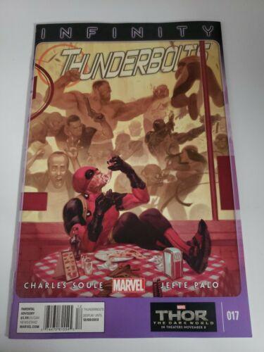 Dec 2013 Thunderbolts No 17 Marvel Comics Newsstand Variant G1b12