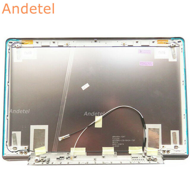 New Samsung NP740U3E NP740U3E Top LCD Back Cover Rear Lid For Touch BA75-04472A