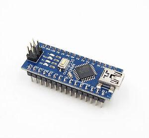 Mini-USB-Nano-V3-0-ATmega328-5V-16M-Micro-controller-CH340G-board-For-Arduino