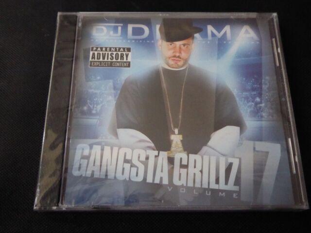DJ Drama - Gangsta Grillz Volume 17 (NEW CD 2008) 50 CENT JEEZY LUDACRIS BUSTA