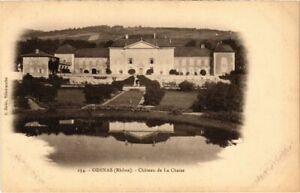 CPA Odenas - Chateau de La Chaise (1035747)