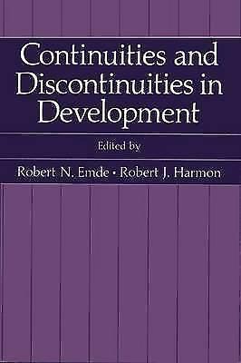 Continuities and Discontinuities in Development (Topics in Developmental Psychob