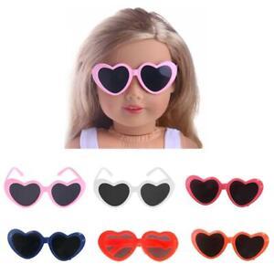 Doll Plastic Eye Glasses Sunglasses for 18 inch American Doll Doll Making Repair