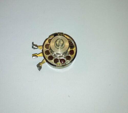 Potentiometer OHMIC 100  Ohm Poti Widerstand LF 3