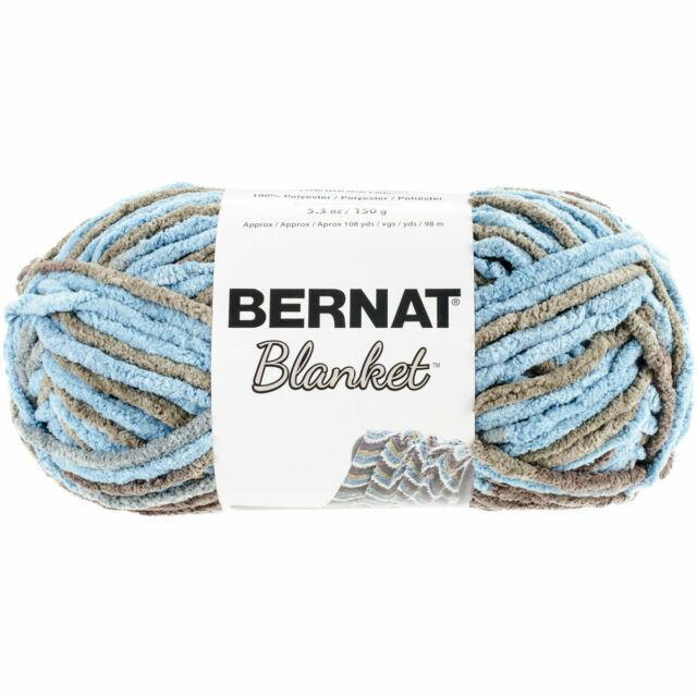 Spinrite Bernat Blanket Yarn