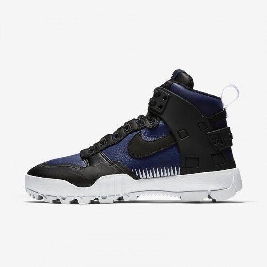 Nike Nikelab SFB Jungle Dunk Undercover Loyal Bleu Noir Taille UK 9 910092-001