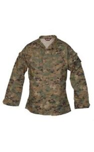 Tru-Spec-Tactical-Response-Utility-Uniform-Shirt-Woodland-Digital-Camo