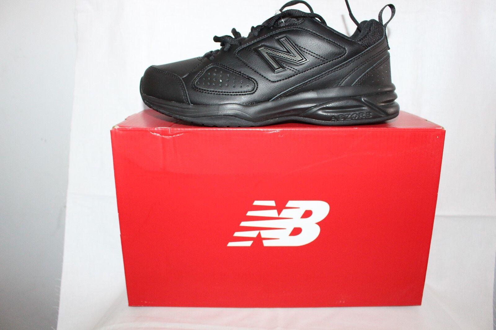 Damas Zapatos Zapatos Zapatos Calzado-New Balance Chándal WX624 Negro  bienvenido a comprar
