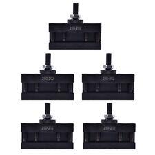 New 5pcs Bxa 2 Quick Change Turning Facing Amp Boring Tool Post Holder 250 202 Us