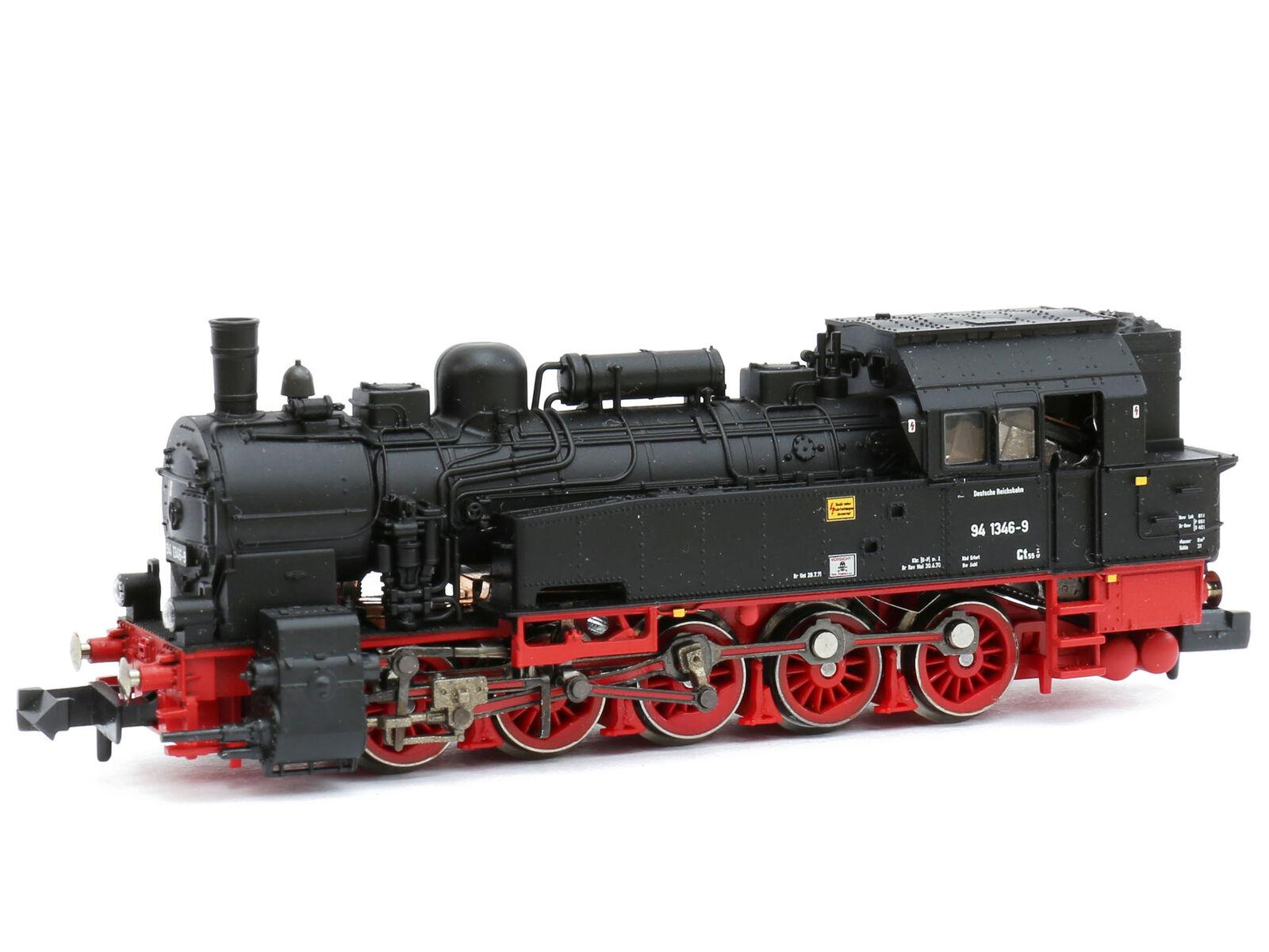 Fleischmann 709581-DCC digital máquina de vapor br 94.5-17 Dr EP. IV-pista N-nuevo