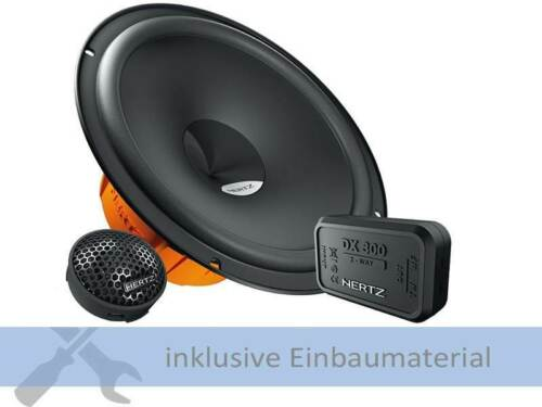Hertz Lautsprecher DSK 165.3 320 W 165mm passend für Mercedes E-Klasse W212 alle