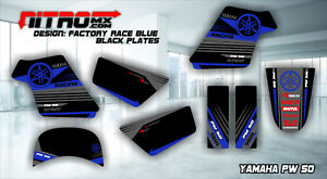 YAMAHA-PW-50-PW50-PEE-WEE-Graphics-Kit-Decal-Design-Stickers-Motocross-MX-Enduro