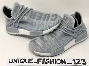 8ea749f93e2a2 Image is loading ADIDAS-NMD-HUMAN-RACE-PHARRELL-BILLIONAIRE-BOYS-CLUB-