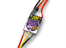 Afro Race Spec Mini ESC 20 Amp Multi-rotor Speed Controller SimonK quad BEC 20a