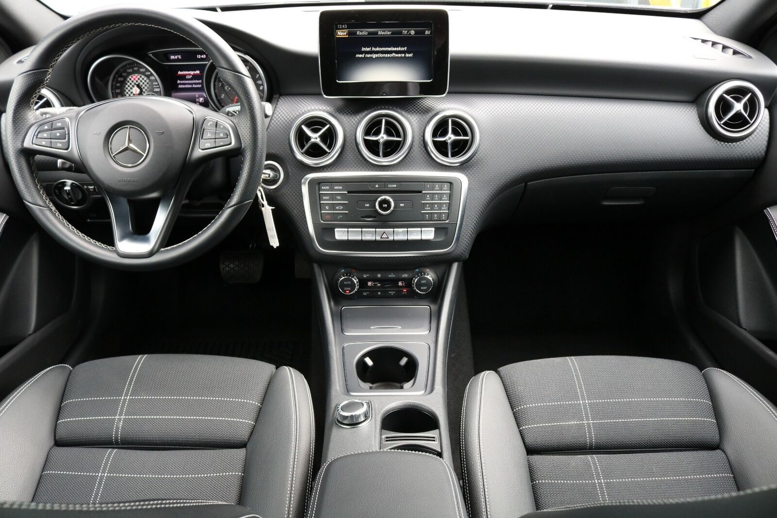 Mercedes A200 Urban aut.