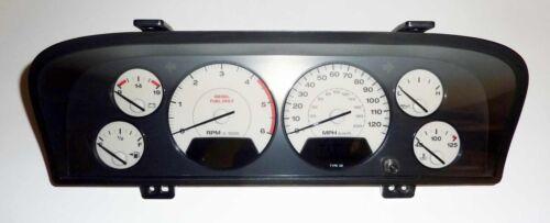 Jeep Grand Cherokee 2.7 CRD dash clock Speedo Instrument Cluster WJ WG
