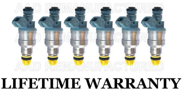 0-280-150-715 6# Fuel Injectors for BMW 1.8 2.5 5.0 5.4