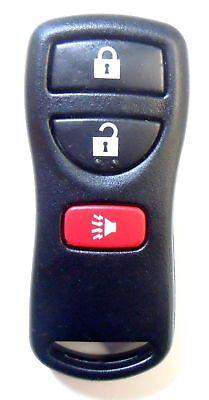 keyless entry remote controller CWTWB1U733 transmitter keyfob alarm phob bob OEM
