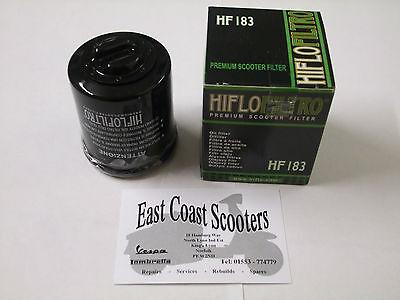 Super 08-14 Hiflo HF183 3x /Ölfilter Vespa GTS 300 i.e