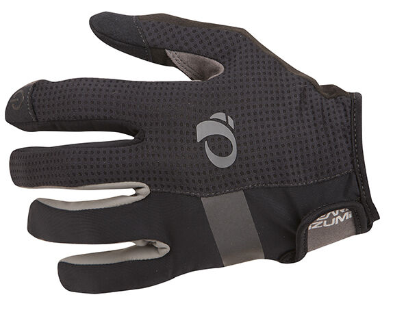 Pearl Izumi Elite Gel Full Finger MTB Mountain Bike Cycling Gloves Black Medium