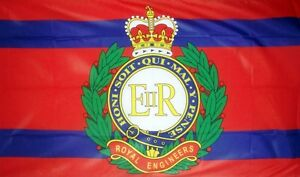 ROYAL-ENGINEERS-5-X-3-FEET-FLAG-Sappers-BRTISH-ARMY-CORPS-REGIMENT-MILITARY