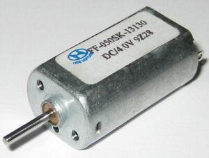 4-V-DC-Motor-FF-050SK-4V-DC-7600-RPM-1-5mm-Shaft-Small-Appliance-Motor