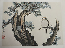 Chinese  Water  On  Paper  Painting   12
