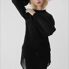 "Dollmore  1/3 BJD 22"" doll clothes  SD size - Urashi T (Black)"