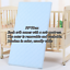 BABY-BED-SIDE-CRIB-NURSERY-NEXT-TO-MUM-NEXT-BED-FROM-BIRTH-COT-MATTRESS thumbnail 12