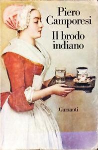 IL-BRODO-INDIANO-PIERO-CAMPORESI-GARZANTI-1990