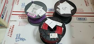 Lot 3 New 500 Ft Rolls 14AWG Stranded Copper Electrical Building Wire #14 AWG 14