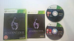 RESIDENT-EVIL-6-PAL-MICROSOFT-XBOX-360-CASTELLANO