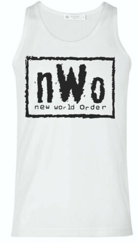 5XL nWo Wrestling Vest LWO Elite Wolfpac Hollywood Small