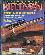 Magazine American Rifleman, JUNE 1988 !!! PARKER-HALE Model 1100 RIFLE !!!