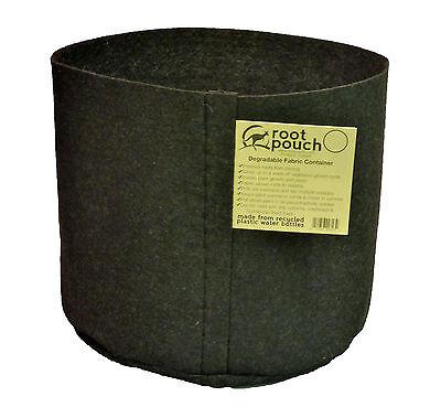 50 Root Pouch propagateur noir 0,45L Géotextile Smart grow Pot déco jardin