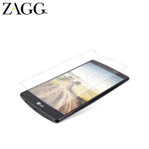 2 X Zagg Lg G4 Invisibleshield Tempered Glass Screen Protector Guard Clear-d Tempered Glass Screen Protector Guard Clear