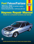 Ford Falcon/Fairlane Australian Automotive Repair Manual: 1994 to 1998 by J. H. Haynes, Jeff Killingsworth (Paperback, 1999)