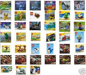 LEGO sondersets saison polybags promotionals exclusif  </span>