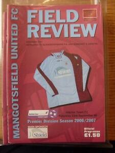 23092006 Mangotsfield United v Hitchin Town  No Apparent Faults - Birmingham, United Kingdom - 23092006 Mangotsfield United v Hitchin Town  No Apparent Faults - Birmingham, United Kingdom