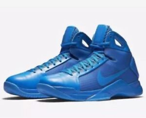 official images closer at many fashionable Nike Hyperdunk 08 Kobe Bryant Beijing Olympics Blue Basketball ...