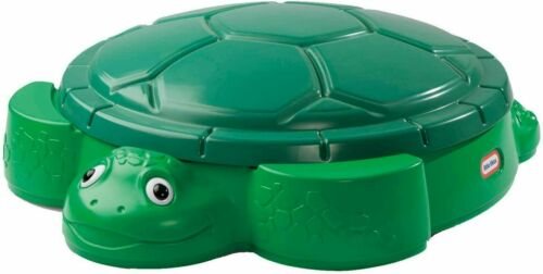 Sandbox Lid Cover Seats Kiddie Toys Toddlers Outdoor Plastic Box Backyard Play
