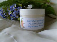 Organic Cream Deodorant, Fantastic Quality Super Effective Against Bacteria