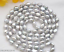 """Nouveau 50/"""" 7-8 mm Silver Gray Freshwater Baroque Pearl Colliers"""