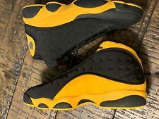 Nike Air Jordan 13 Retro Melo Class Of 2002 Size 7.5-16 Black Yellow 414571-035