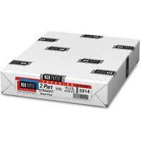 Appvion, Inc Ncr Paper Carbonless 92ge 2-part 8-1/2x11 500sh/pk 5914 on sale