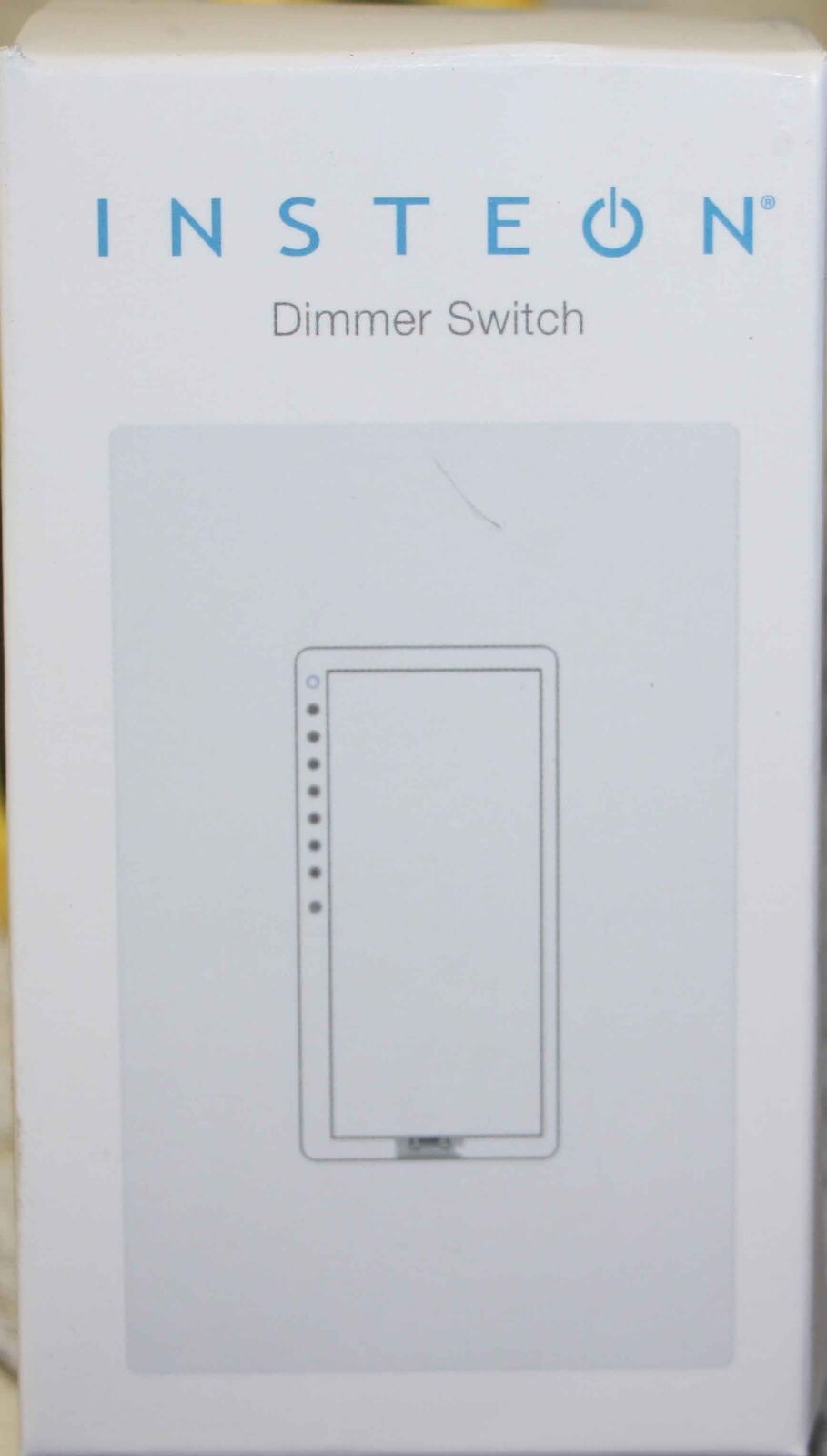 Insteon 2477d Switchlinc Dimmer Switch 600w White Ebay 3 Way Norton Secured Powered By Verisign