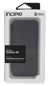Incipio-NGP-Slim-Tear-Resistant-Folio-Case-for-Samsung-Galaxy-S8-in-Clear-Black